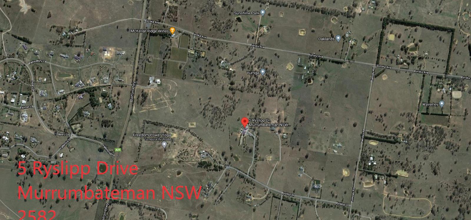 5 Ryslipp Drive MURRUMBATEMAN, NSW 2582 - photo 1
