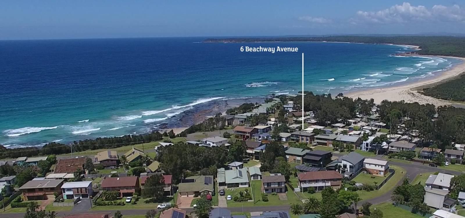 6 Beachway Avenue BERRARA, NSW 2540 - photo 1