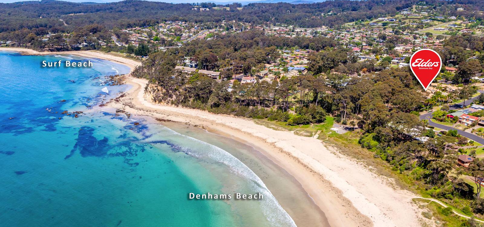 7/2A GRAYDON AVENUE DENHAMS BEACH, NSW 2536 - photo 1