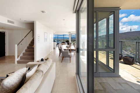 Live large in these 5 Canberra penthouses