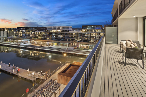 4 Canberra homes for sale with water-front views