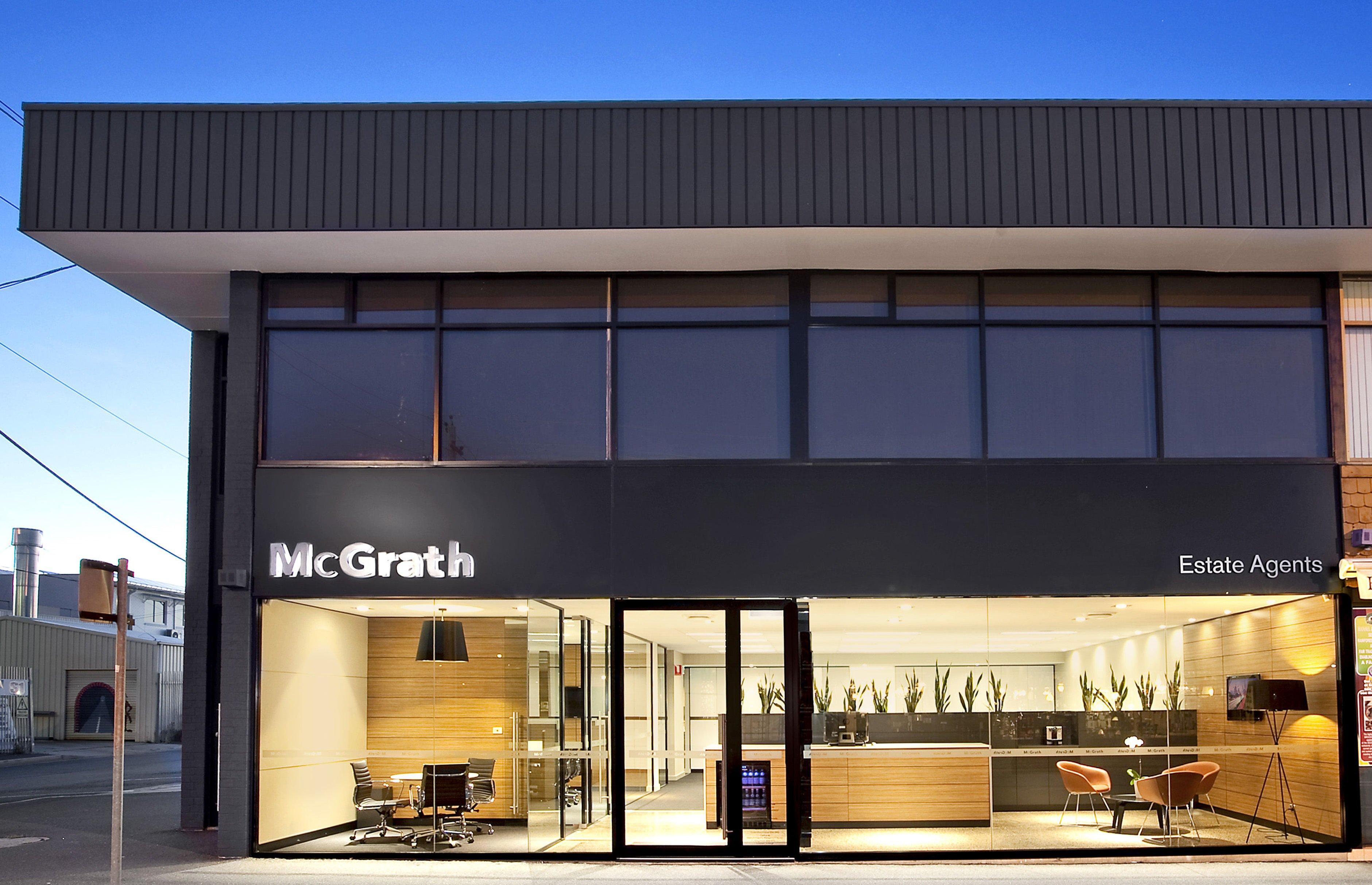 McGrath Woden