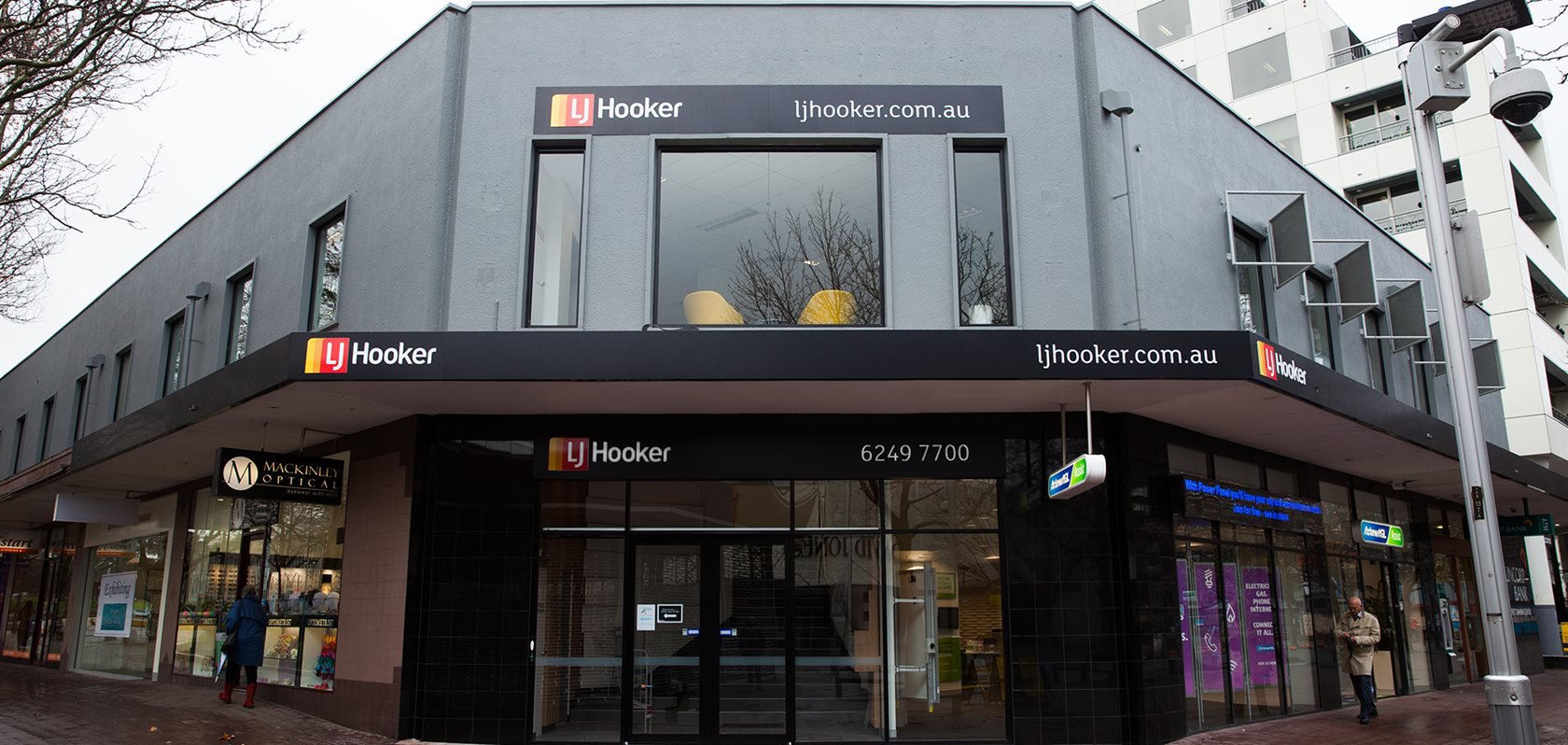 LJ Hooker Canberra City