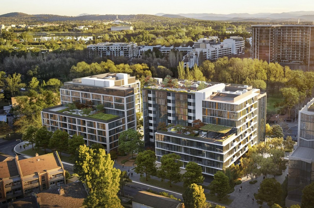 Iconic views wow owners as edgy Metropol apartments near completion