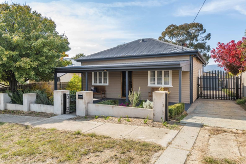 Queanbeyan Cottage With Studio Pad Heading To Auction