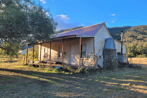 Circa 1900s Miners Cottage A Bargain Buy