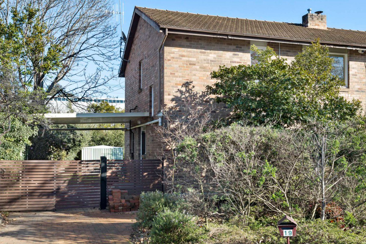 Delightful Dickson duplex a virtual hit with buyers