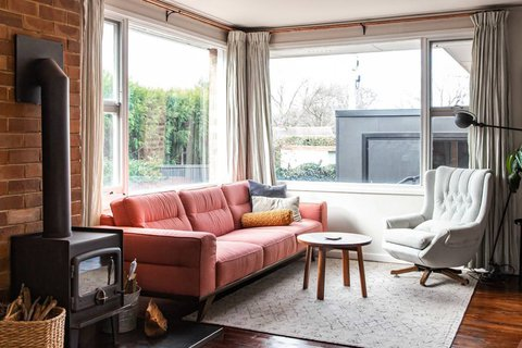 Feel all the cool, eclectic vibes at this quintessential Inner North abode