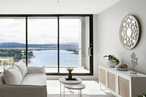 Residents on a high as luxury Cirrus towers near completion
