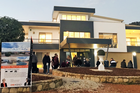 Resort-Style Property in Conder smashes regional and suburb record in one