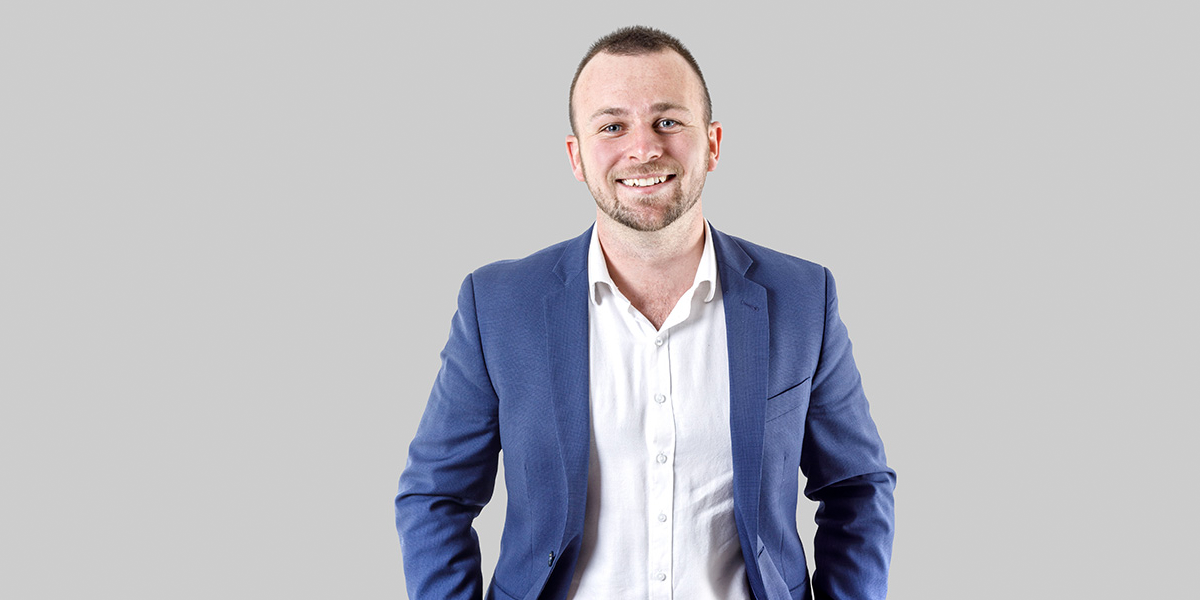 Chris Fredericks: The 23-year-old agent from Harden who is making his mark on Canberra's Property Market.